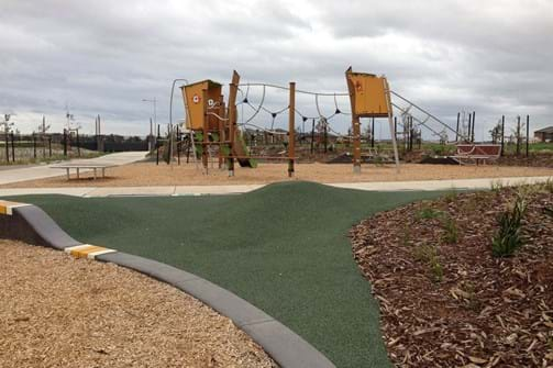 Commercial playground and park